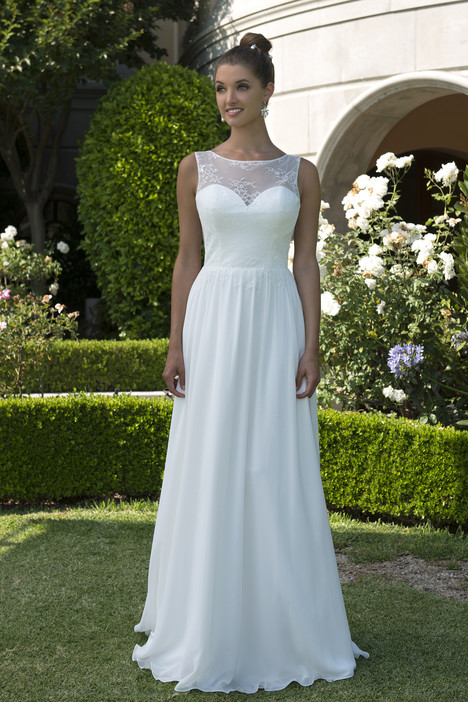 VN6917 Wedding                                          dress by Venus Informal