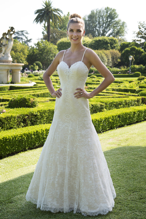 VN6919 Wedding                                          dress by Venus Informal