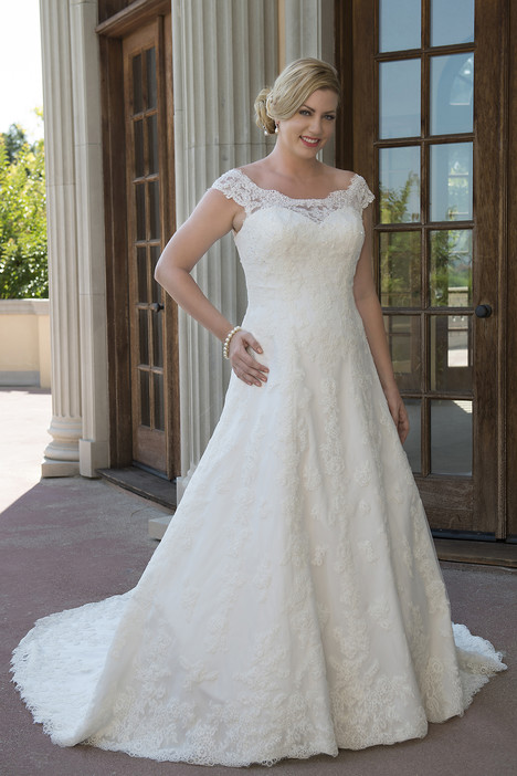 VW8742 Wedding                                          dress by Venus Woman