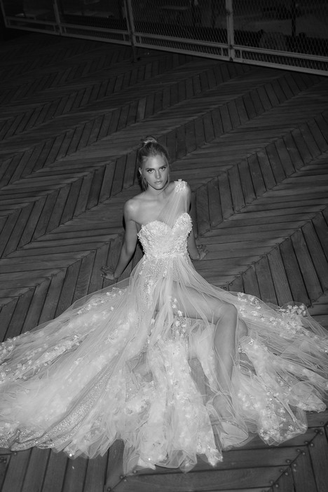 Anna Wedding                                          dress by Lee Petra Grebenau