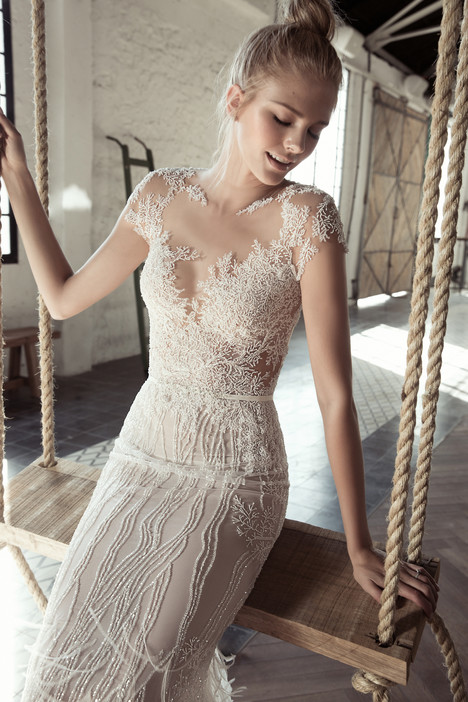 Arielle Wedding                                          dress by Lee Petra Grebenau