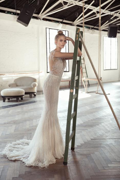 Arielle (back) Wedding                                          dress by Lee Petra Grebenau