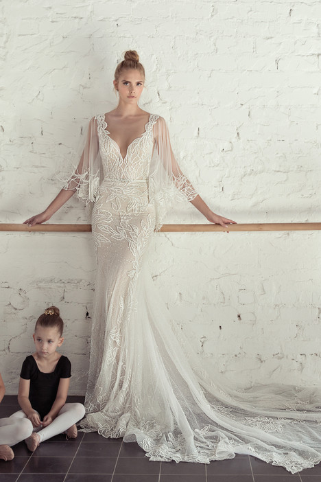 Daria Wedding                                          dress by Lee Petra Grebenau