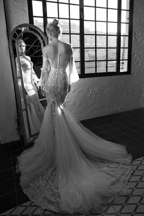 Ellie Wedding                                          dress by Lee Petra Grebenau