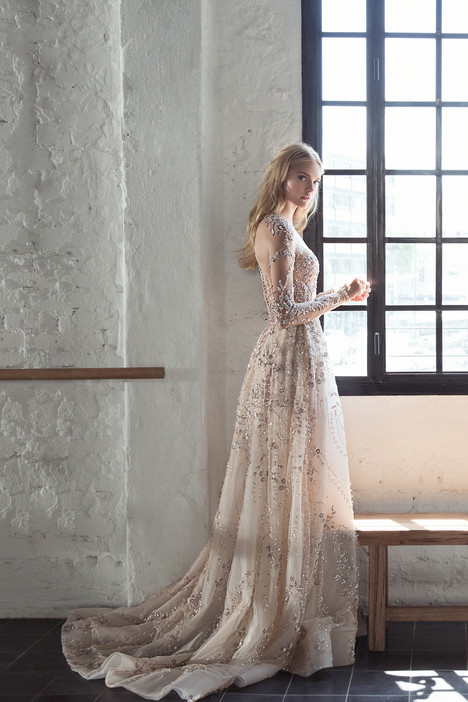 Giselle Wedding                                          dress by Lee Petra Grebenau