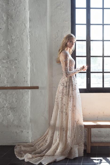 Giselle Wedding dress by Lee Petra Grebenau