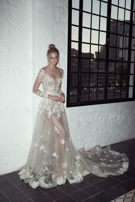 Karlie Wedding                                          dress by Lee Petra Grebenau