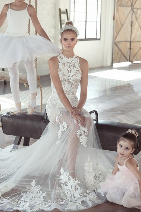 Leah Wedding                                          dress by Lee Petra Grebenau