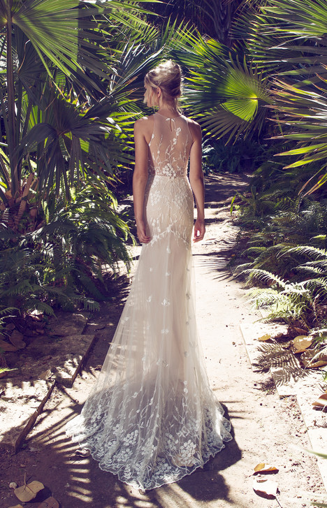 Adrian (back) Wedding dress by Limor Rosen