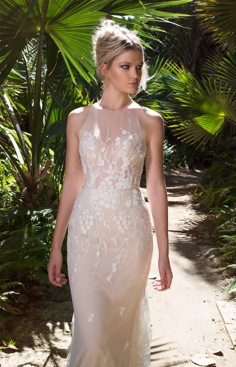 Adrian Wedding                                          dress by Limor Rosen