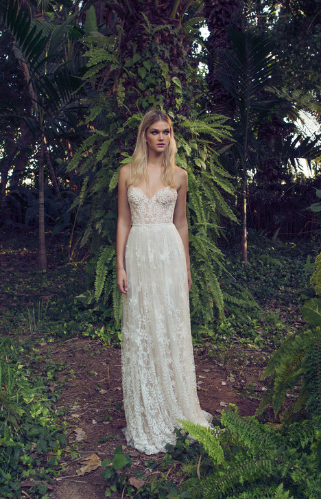 Clover Wedding                                          dress by Limor Rosen