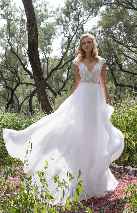 Delphine Wedding                                          dress by Limor Rosen