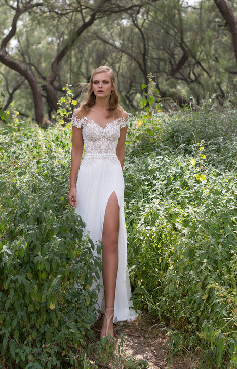 Iris Wedding                                          dress by Limor Rosen