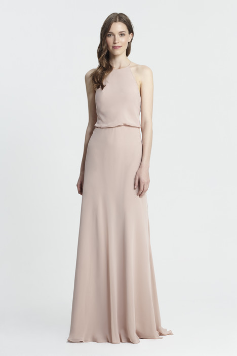450371 (rose) gown from the 2017 Monique Lhuillier: Bridesmaids collection, as seen on dressfinder.ca
