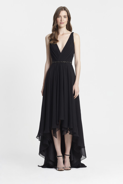450378 (black) gown from the 2017 Monique Lhuillier: Bridesmaids collection, as seen on dressfinder.ca