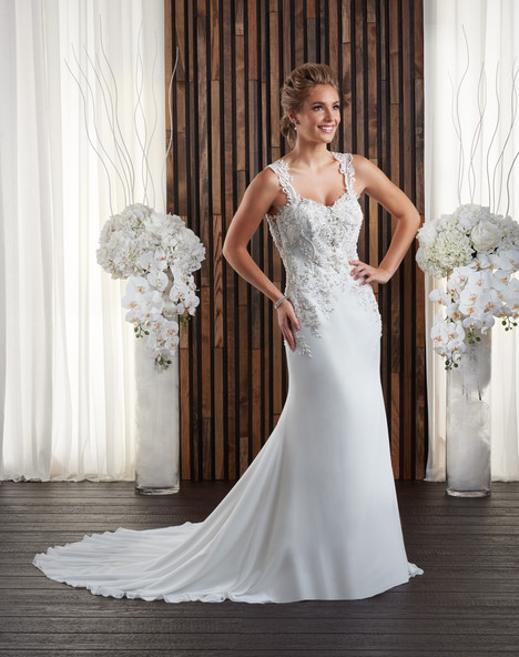 702 Wedding                                          dress by Bonny Bridal