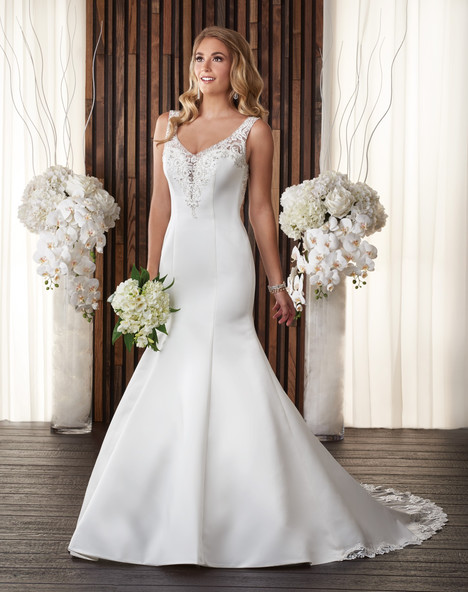 708 Wedding                                          dress by Bonny Bridal