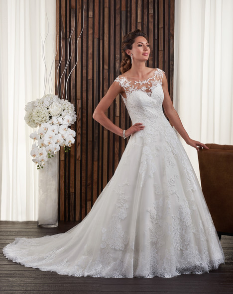 709 Wedding                                          dress by Bonny Bridal