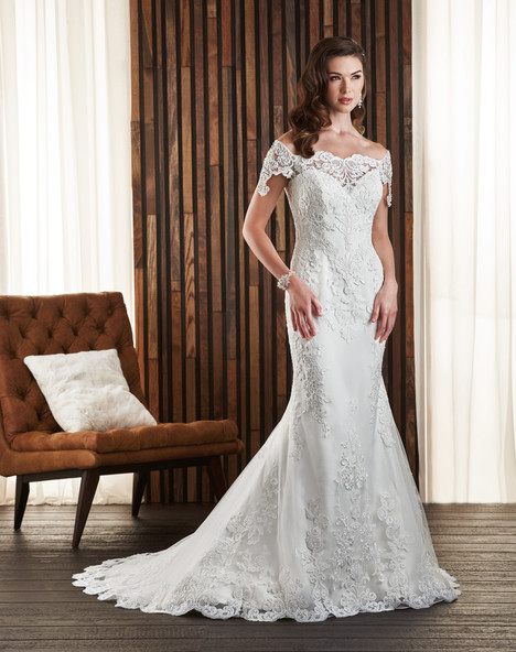 710 Wedding                                          dress by Bonny Bridal