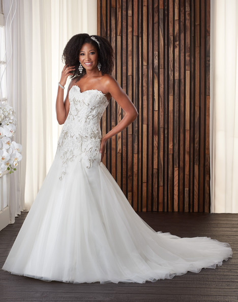 713 Wedding                                          dress by Bonny Bridal