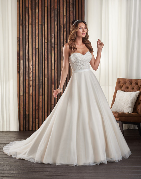 716 Wedding                                          dress by Bonny Bridal