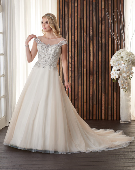 717 Wedding                                          dress by Bonny Bridal