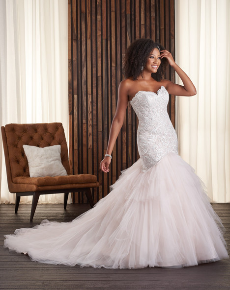 721 Wedding                                          dress by Bonny Bridal