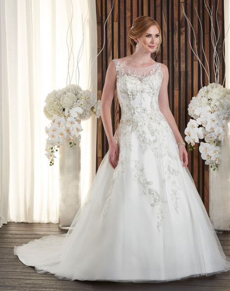 723 Wedding                                          dress by Bonny Bridal