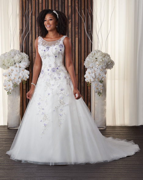 723 (2) Wedding                                          dress by Bonny Bridal