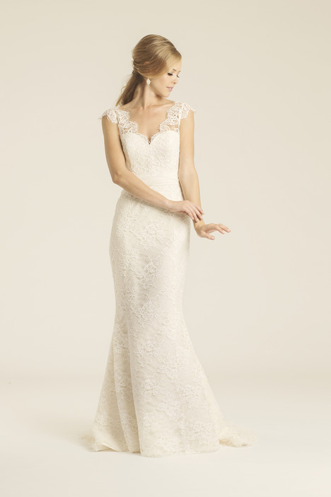 Avalon - Fleur de Vie Wedding                                          dress by Amy Kuschel