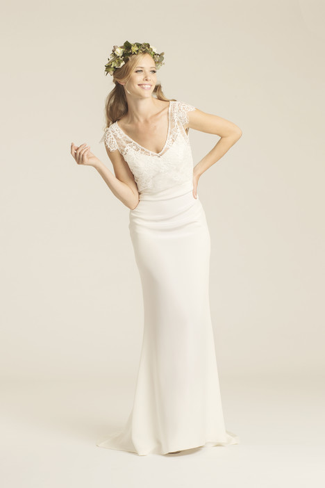 Calistoga Wedding                                          dress by Amy Kuschel