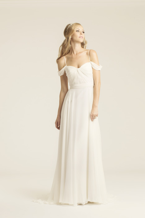 Marina Wedding                                          dress by Amy Kuschel