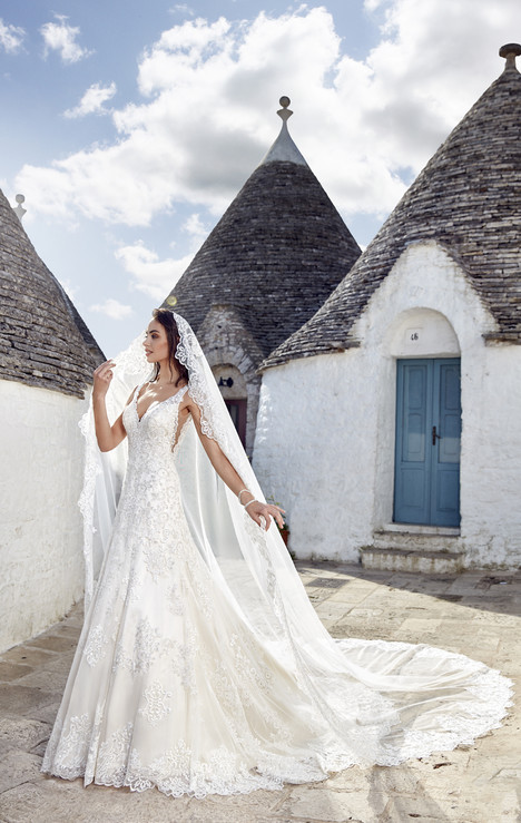 Adriana Wedding                                          dress by Eddy K : Dreams