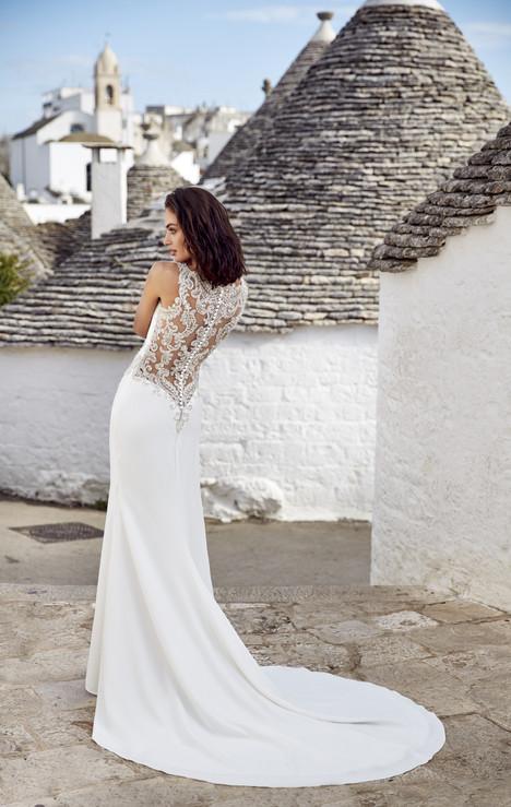Alessia (back) Wedding                                          dress by Eddy K : Dreams