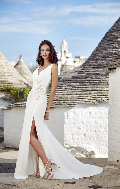 Alessia Wedding                                          dress by Eddy K Dreams