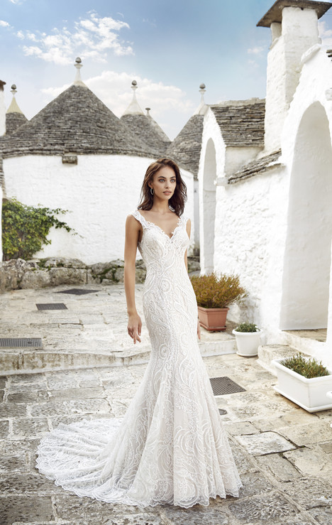 Annette Wedding                                          dress by Eddy K : Dreams