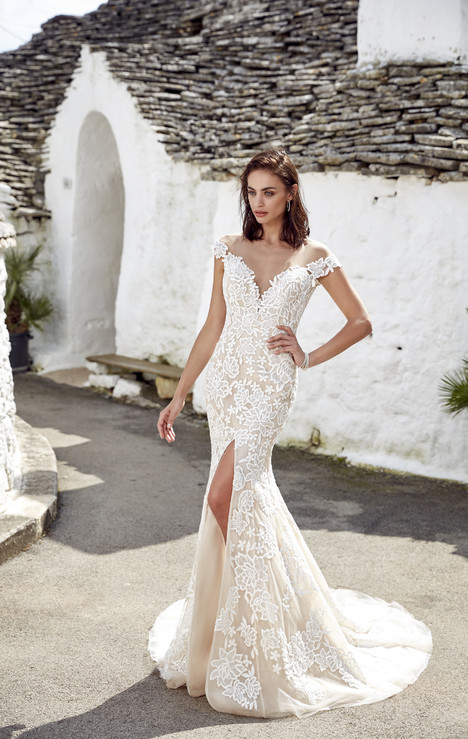 Cecilia Wedding                                          dress by Eddy K Dreams