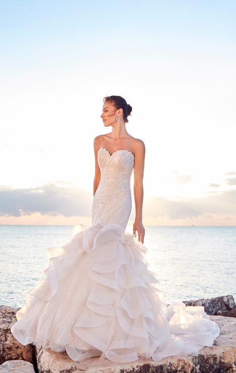 Daria Wedding                                          dress by Eddy K : Dreams