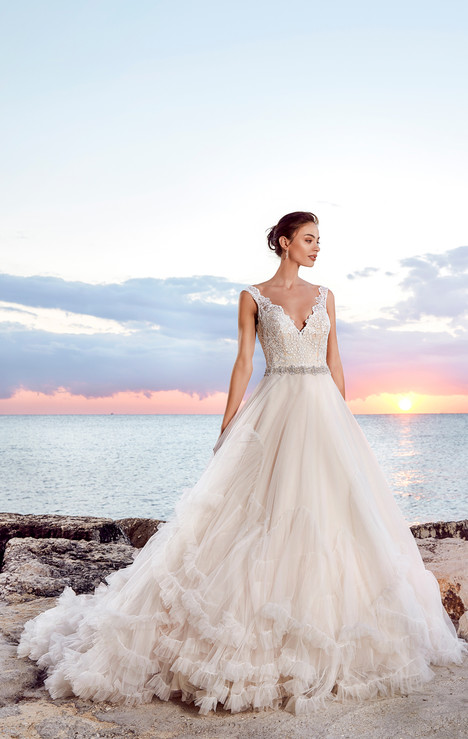 Denia Wedding dress by Eddy K Dreams