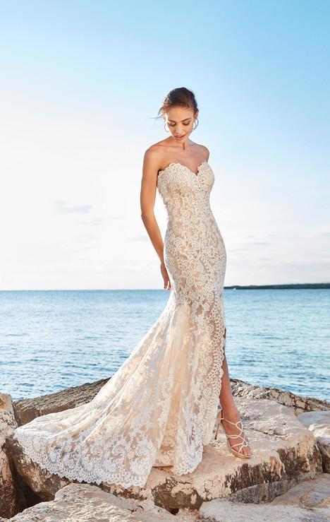 Elena Wedding                                          dress by Eddy K : Dreams