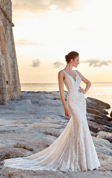 Erika Wedding                                          dress by Eddy K Dreams
