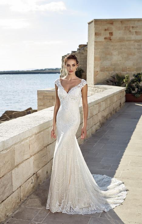 Fabiola Wedding                                          dress by Eddy K Dreams
