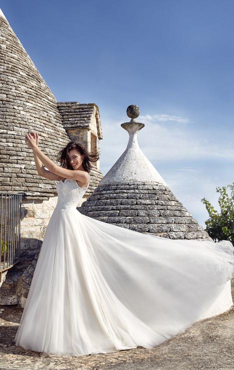 Fiore Wedding                                          dress by Eddy K : Dreams