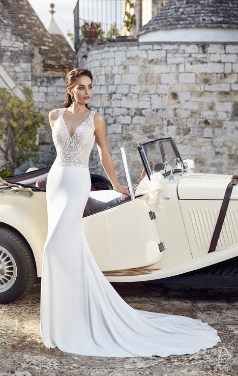 Lola Wedding                                          dress by Eddy K Dreams