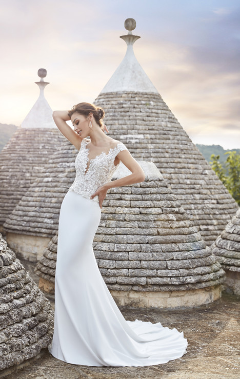 Ottavia Wedding dress by Eddy K Dreams