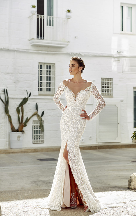 Renata Wedding dress by Eddy K Dreams