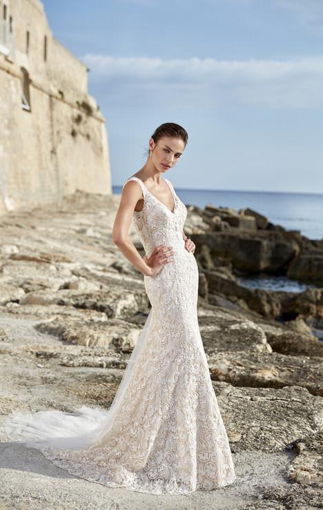 Rosanna Wedding dress by Eddy K Dreams