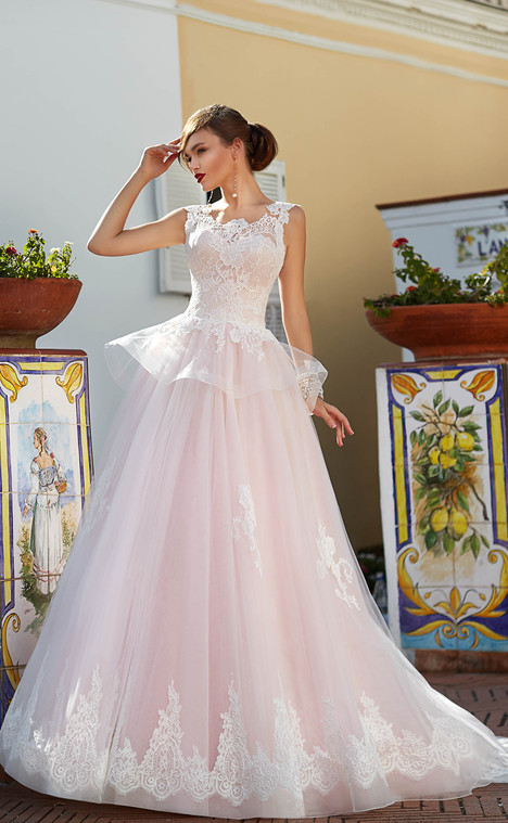 Flora (10818) Wedding dress by Victoria Soprano