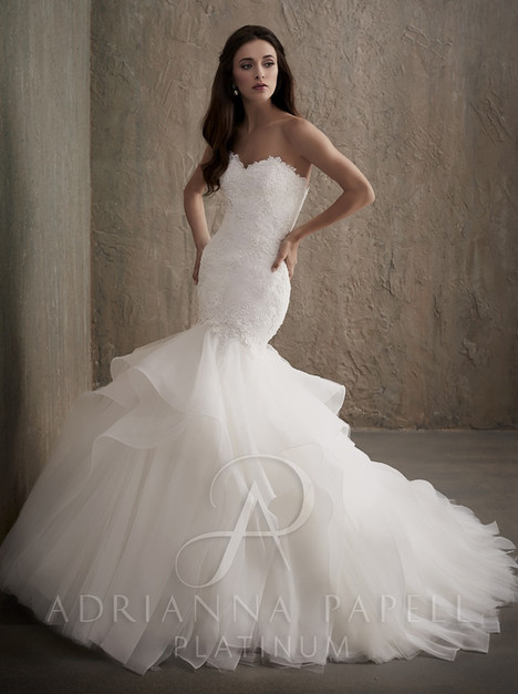 31012 Wedding                                          dress by Adrianna Papell