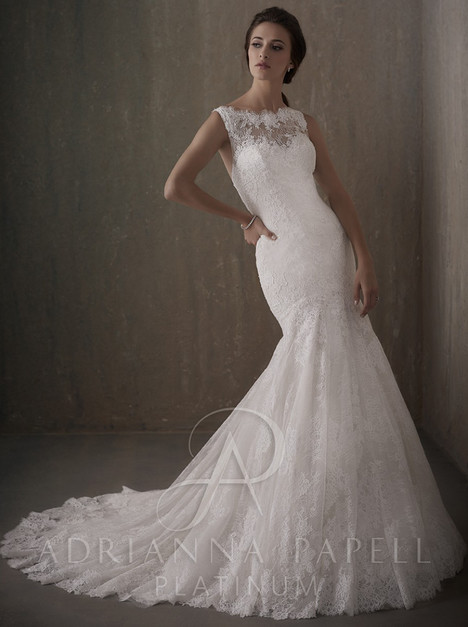 31013 Wedding                                          dress by Adrianna Papell
